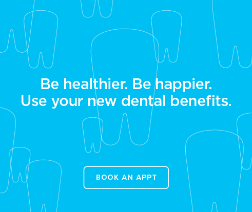 Be Heathier, Be Happier. Use your new dental benefits. - Loveland Modern Dentistry